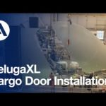 First BelugaXL Transporter Rolls Off Assembly Line