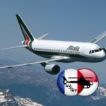 Alitalia начинает летать в Киев