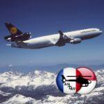 Lufthansa Cargo flies to Stavanger
