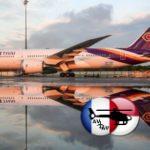 Thai Airways заявила о репутационном ущербе от простоя Boeing 787