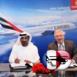 Emirates подписала контракт, от которого не могла отказаться