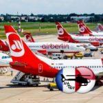 Air Berlin отчиталась о рекордных убытках в 2016 году