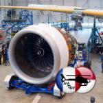 Airbus installs Rolls-Royce Trent engines on A350 XWB