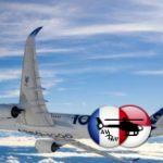 Airbus A350-1000 получил сертификаты EASA и FAA