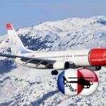 Norwegian reports doubling of profits