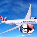 Turkish Airlines выбрала 25 самолётов Airbus A350XWB