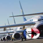 Ryanair's half-year profits rise 37% to €1.08bn