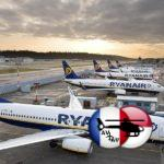 Two new bases for Ryanair